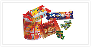 Biscuits and Confectioneries