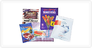 Frozen Products, Sea Foods, Vacuum Pouches